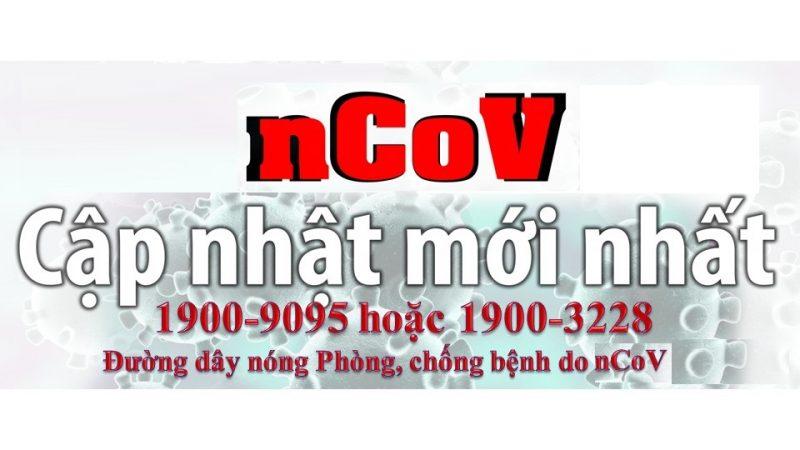 Khuyến cáo phòng chống dịch bệnh nCoV tại nơi làm việc