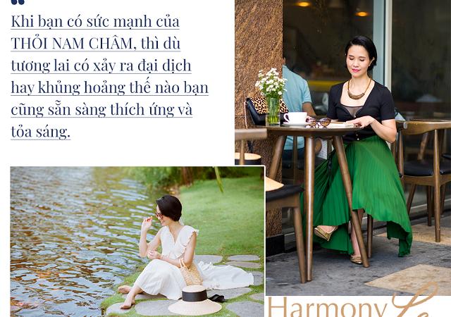"""Harmony Le – CEO Free To Fly: """"Tận dụng cơ hội từ đại dịch Covid – 19 như một đòn bẩy giúp bạn tiến xa hơn"""""""