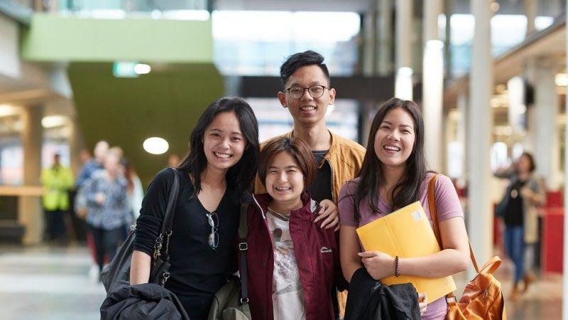 New Zealand từng bước mở cửa đón sinh viên quốc tế