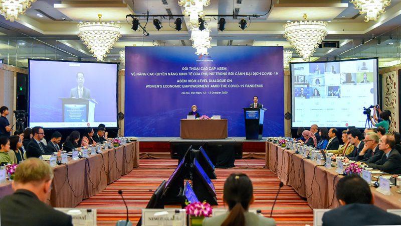 Thúc đẩy quyền năng kinh tế phụ nữ trong bối cảnh đại dịch COVID-19