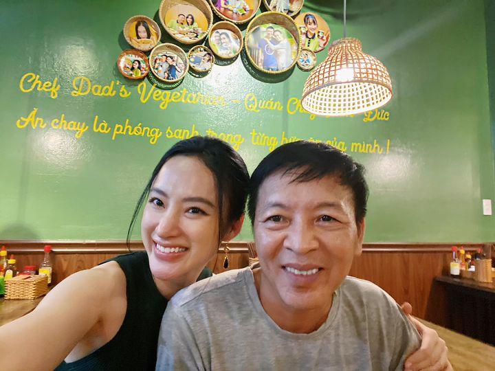 3 quán chay hấp dẫn của diễn viên Angela Phương Trinh