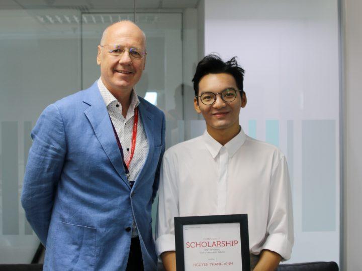 Sinh viên nhận học bổng RMIT nỗ lực giúp giới trẻ tìm tiếng nói cho riêng mình