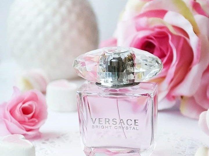 Versace Bright Crystal – Đẳng cấp hương thơm thanh lịch