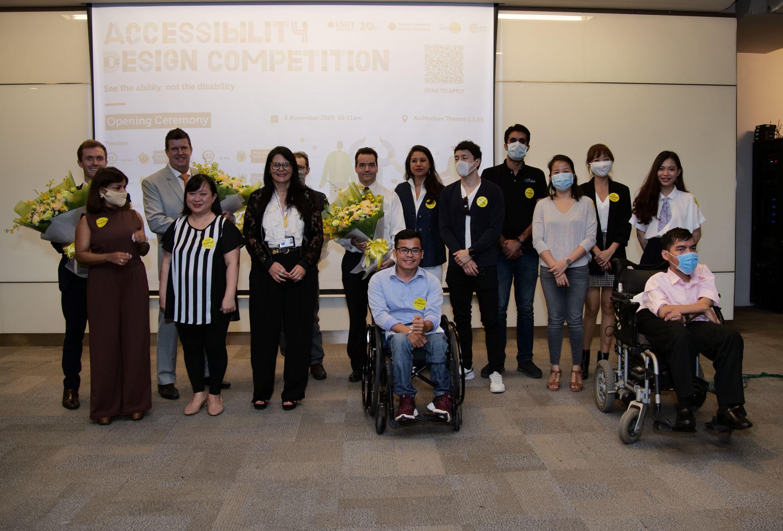 Nhân Ngày người khuyết tật Việt Nam 18/4: giải pháp để tạo môi trường làm việc thân thiện với người khuyết tật