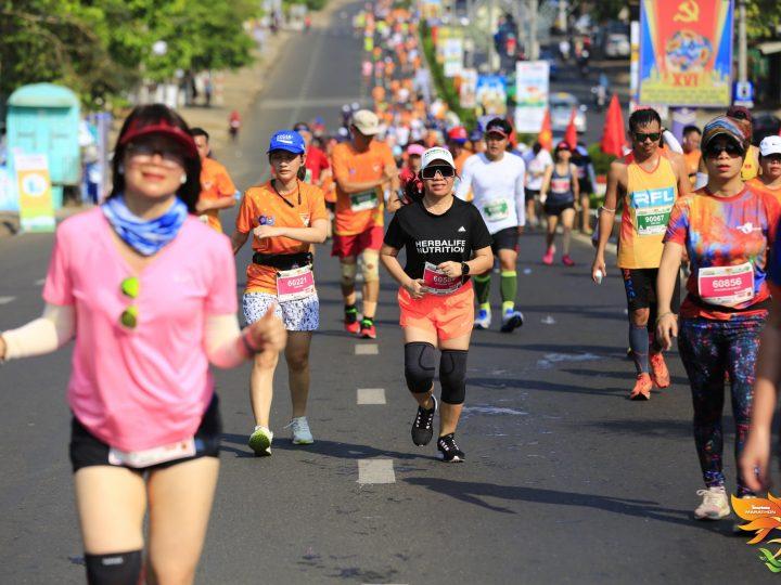 Giải Vô địch quốc gia marathon và cự ly dài báo Tiền Phong 2021 thành công tốt đẹp