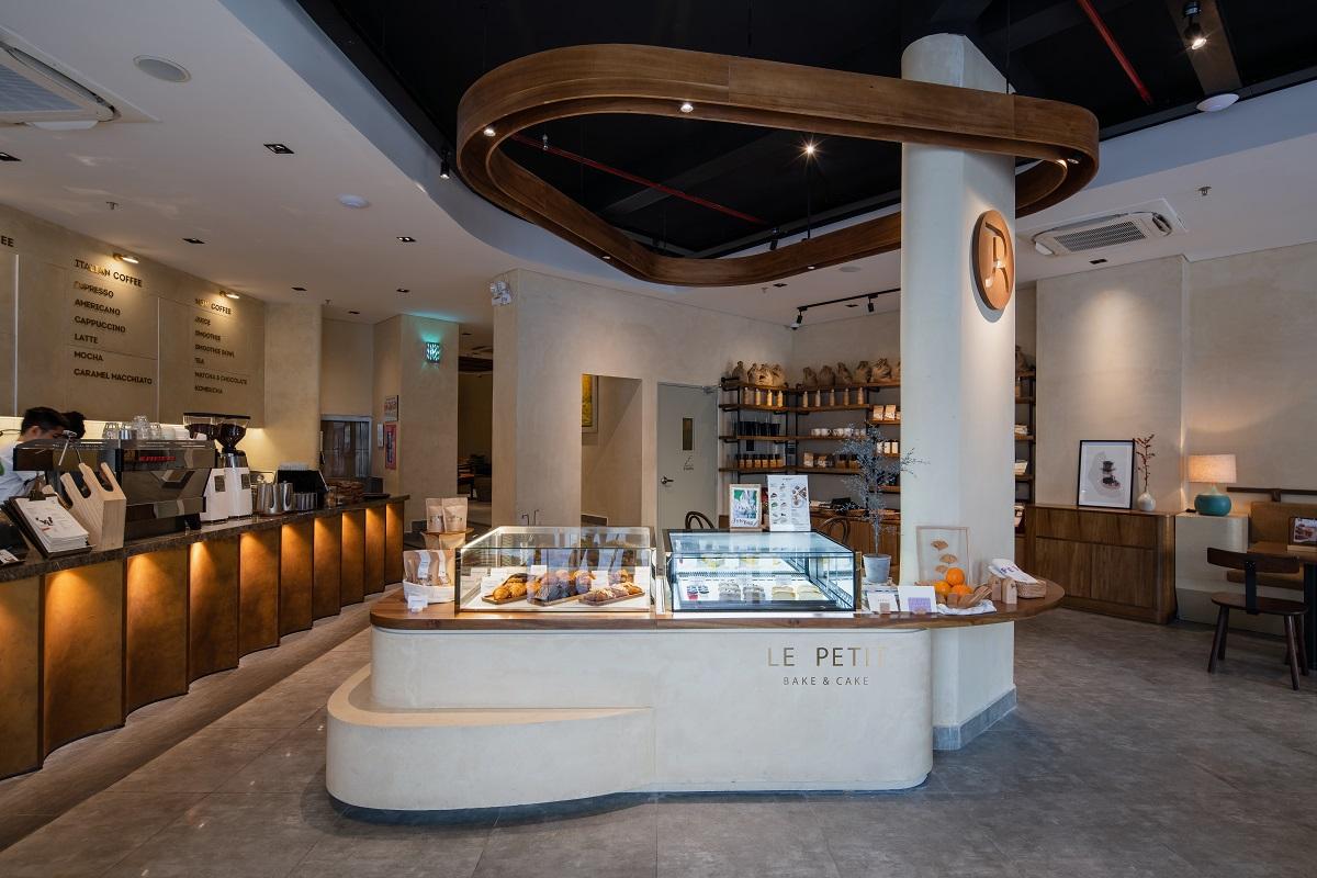 Le Petit Bake&Cake ra mắt tiệm bánh tinh tế và 'chuẩn vị' đến những tín đồ đam mê và sành bánh ngọt