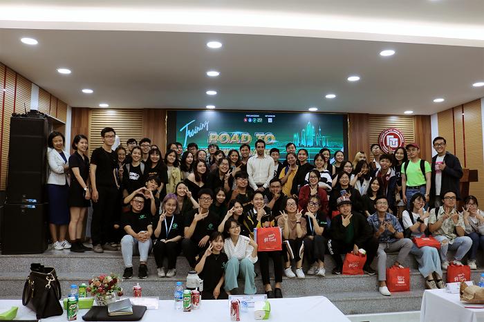 Nestlé hợp tác 19 trường đại học ở TP HCM hỗ trợ sinh viên kiến thức xây dựng thương hiệu, tạo vị thế sản phẩm trong lòng người tiêu dùng Việt.