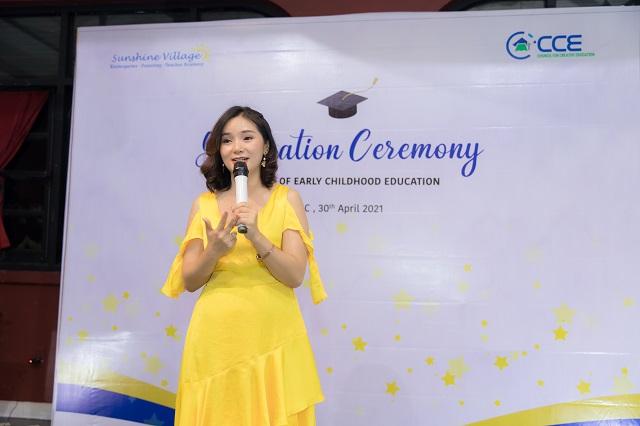 Bà Catherine Yến Phạm: Hiệp hội giáo dục Phần Lan tại Việt Nam sẽ đồng hành cùng giáo viên, phụ huynh giáo dục con hướng tới Hạnh Phúc