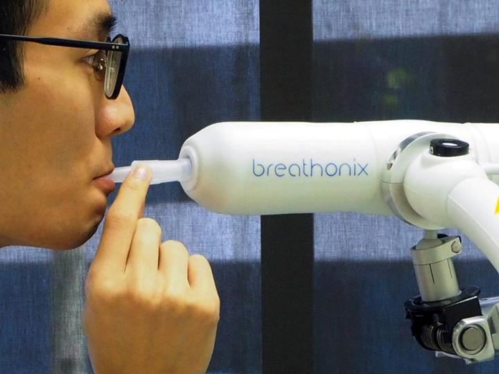 Tin vui: Việt Nam đã có máy xét nghiệm Covid-19 qua hơi thở đầu tiên của công ty khởi nghiệp Breathonix Singapore