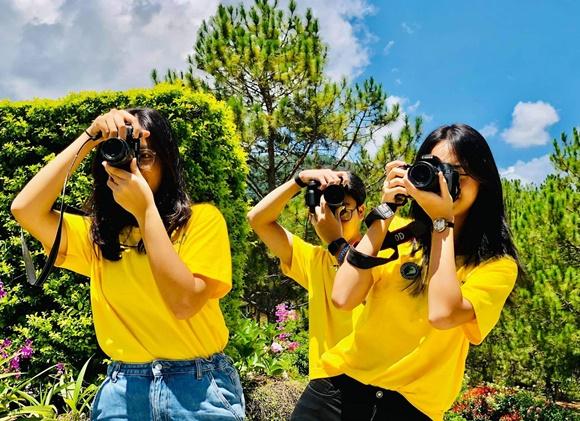 Đội Lâm Viên chính thức tham dự Festival Nhiếp ảnh Quốc tế Nhật Bản dành cho học sinh trung học